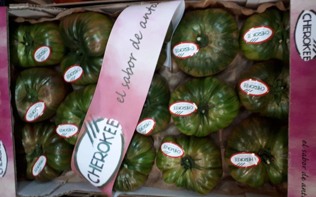 Tomates Cherokee en Frutas Bucar